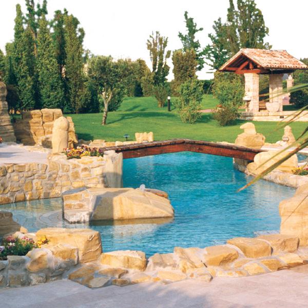 Meravigliose piscine che ti fanno sognare - Sognare piscine ...