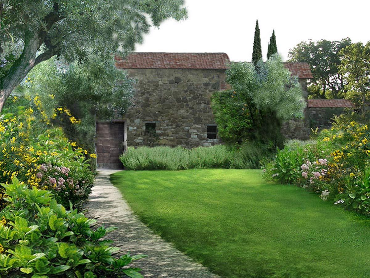 Ristrutturare casali di campagna old rural home - Casali di campagna ...
