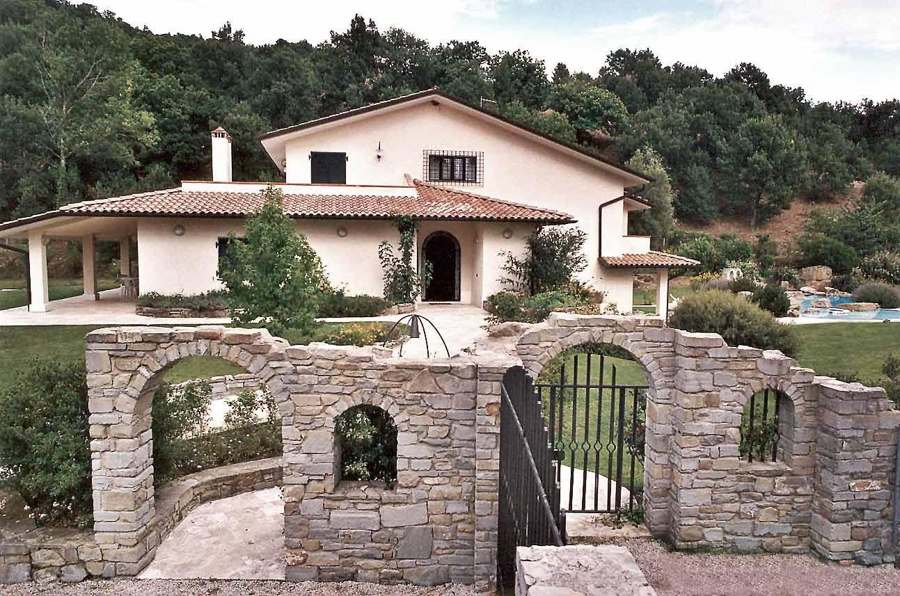 Arte del costruire muri murature in pietra gabriele - Costruire casa in pietra ...