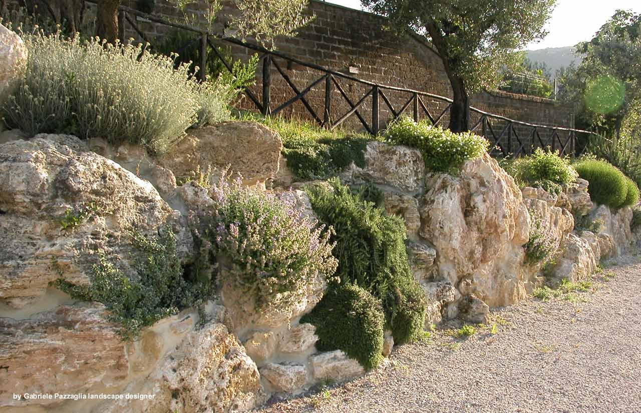 Piccoli giardini rocciosi come si arreda un giardino - Immagini giardini rocciosi ...